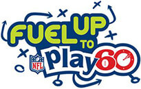 Wilson fuels up with NFL Play 60!