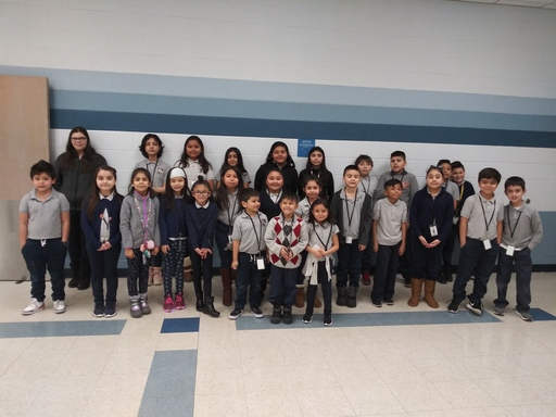 Dec/Jan Students of the Month