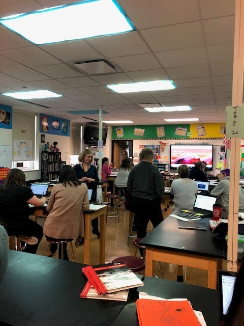 Unity Science teachers focus in on questioning