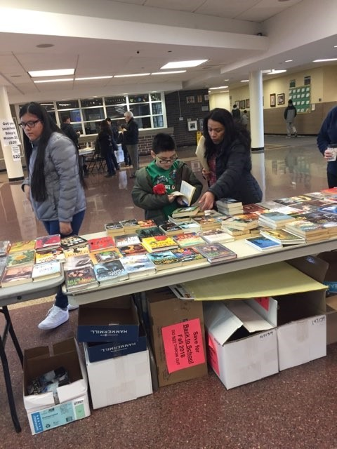 Getting books into families' hands