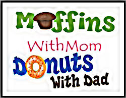 Moms and Muffins - Dads and Donuts Reading Events at Lincoln School
