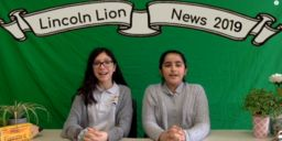 Lincoln's Broadcasting Club Weekly News Team