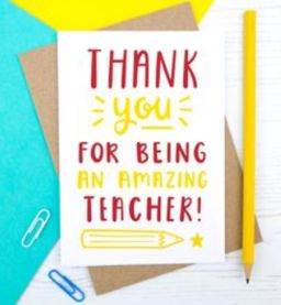 Lincoln Teachers Are Amazing!