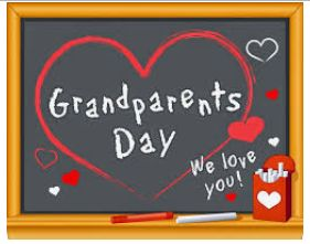 Grandparents and Goodies at Lincoln School
