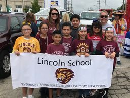 Lincoln School at the Mexican Independence Day Parade