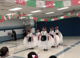 Columbus West celebrates Mexican Independence