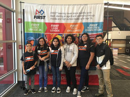 Unity Students Attend FIRST LEGO League