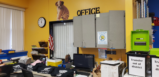 A look into the Burnham Office