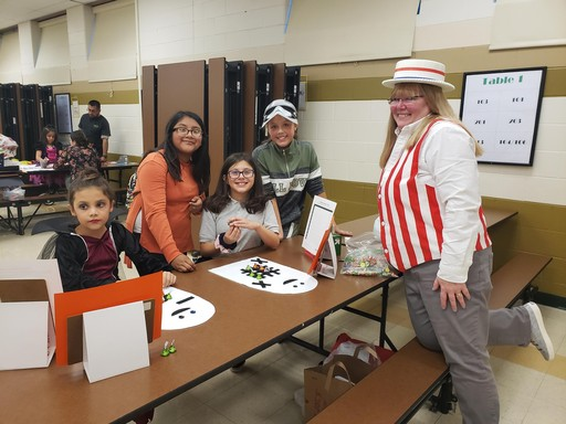 Monster Mash Math Family Night