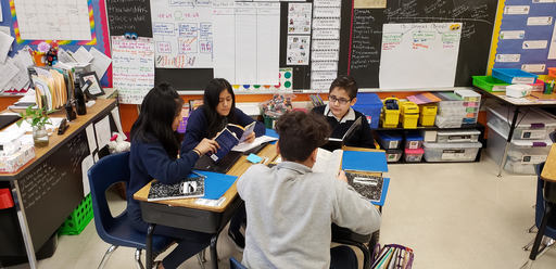 Guided Reading Meets Lit Circles
