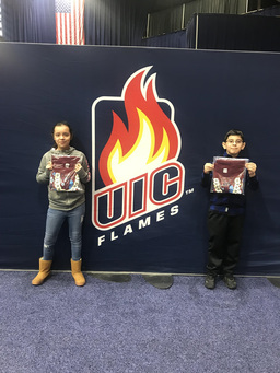 UIC Basketball Game