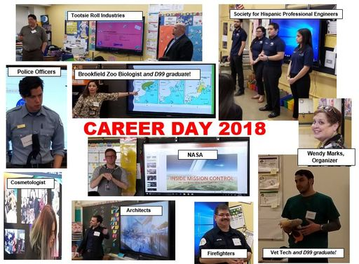 Cicero East Career Day 2018