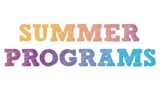 Summer Enrichment Camps infomation