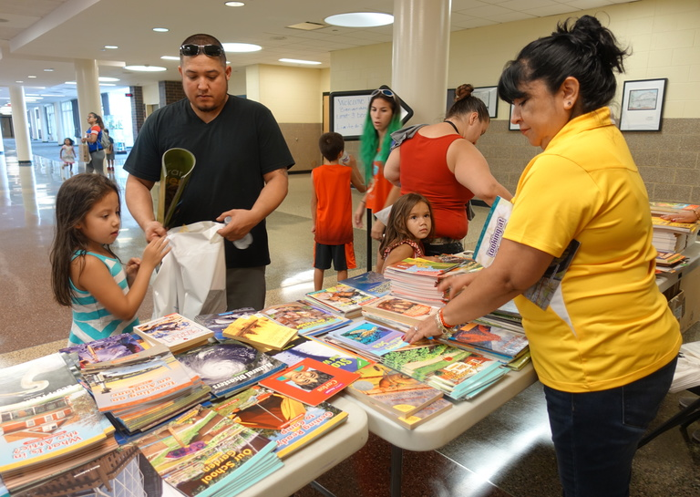 Five years of start-of-year fun: District 99 celebrates fifth annual Back to School Fair