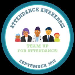 Happy Attendance Awareness Month!