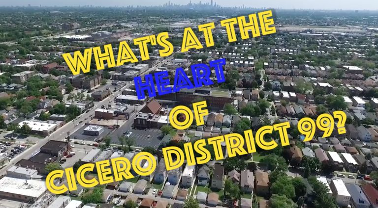 What's at the heart of Cicero District 99?