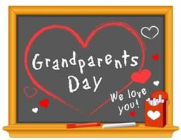Grandparents & Goodies Reading Event