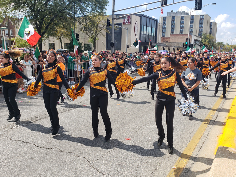 Showcasing District and cultural pride: District 99 celebrates resident culture with Cicero's annual Mexican Independence Day celebrations