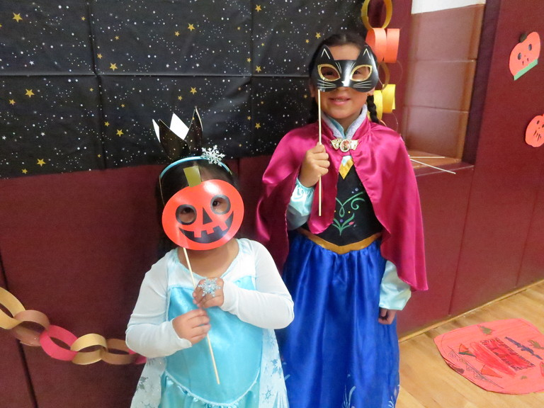 Ghouls, goblins and community: Wilson rings in Halloween season at inaugural Fall Carnival