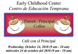 Parent/Principal Coffee