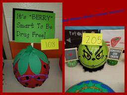 Red Ribbon Week Pumpkin Contest