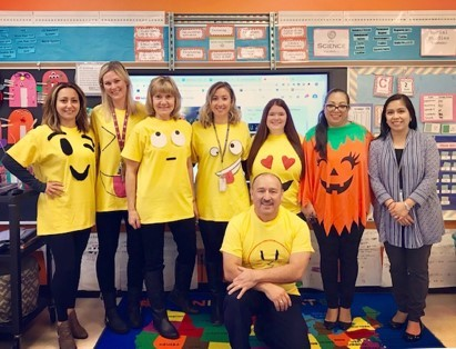 Halloween Teachers