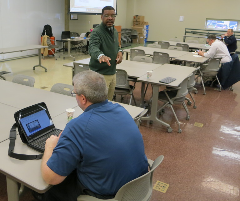Empowering learning through tech: District 99 sponsors educational technology seminar
