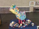 Day of the District's pride for culture: District 99 sponsors interactive Dia de los Muertos program