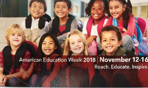 Come Join Us For American Education Week!