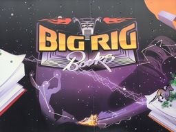 Big Rig Books at Lincoln School