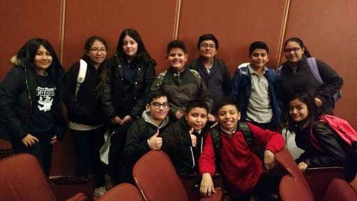 Wilson Students go to Fenwick for Jr. High Science Contest!