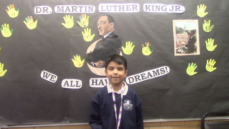 Cicero District 99 remembers Dr. Martin Luther King Jr